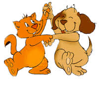 Por dinero baila el perro y el gato también.
